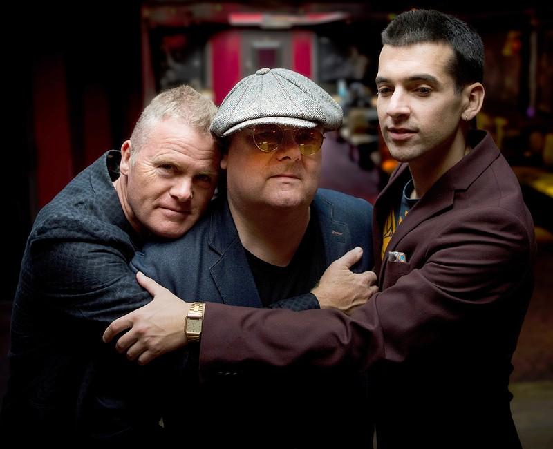 Ian Shaw / Iain Ballamy / Jamie Safir in Bristol 2021