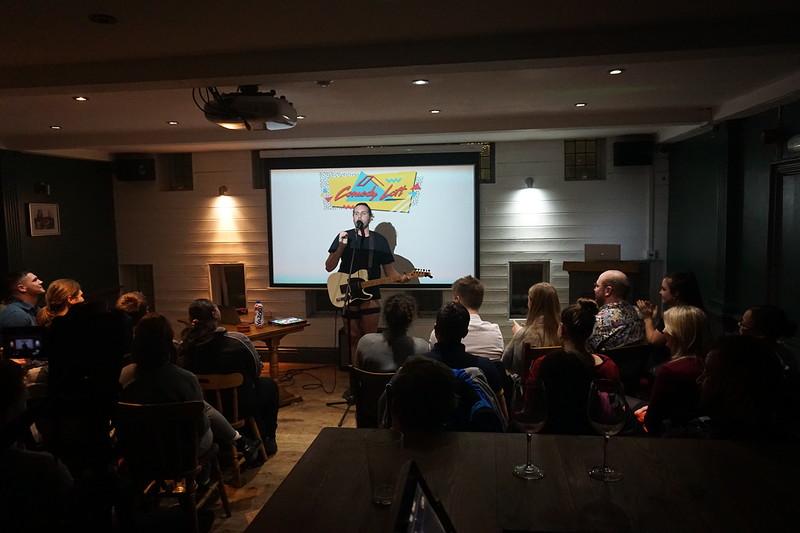 Comedy Loft in Bristol 2021