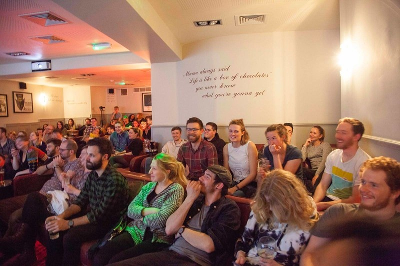 Stand-up Comedy Night at Horts Pub