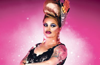 Dare to drag: An Evening with Baga Chipz in Bristol