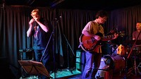 Harmonica Nick & Friends in Bristol