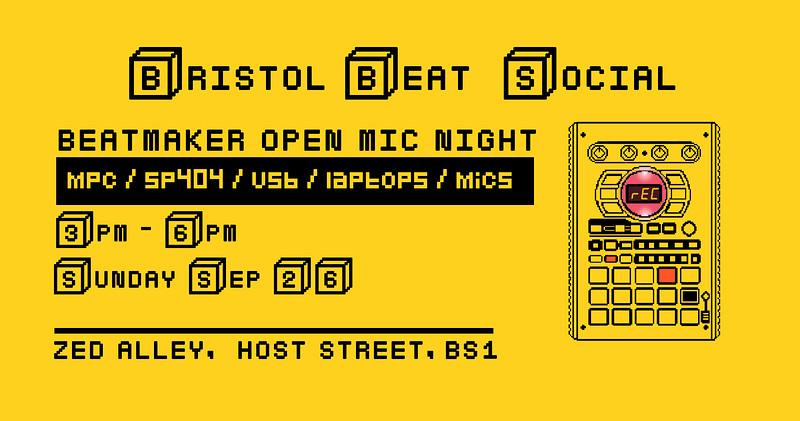 Bristol Beat Social at Bristol Beat Social