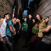 London Afrobeat Collective in Bristol
