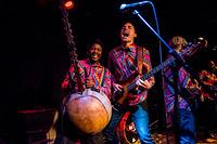 London Astrobeat Orchestra Perform Talking Heads  in Bristol