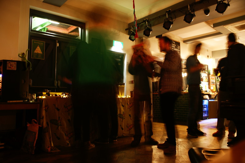 Worm Soundsystem (WDC 7th B'day Pt 1!) at Crofters Rights