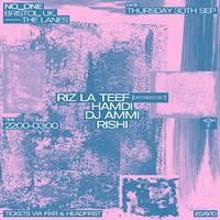 no_one: Riz La Teef [Extended Set] + Hamdi  in Bristol