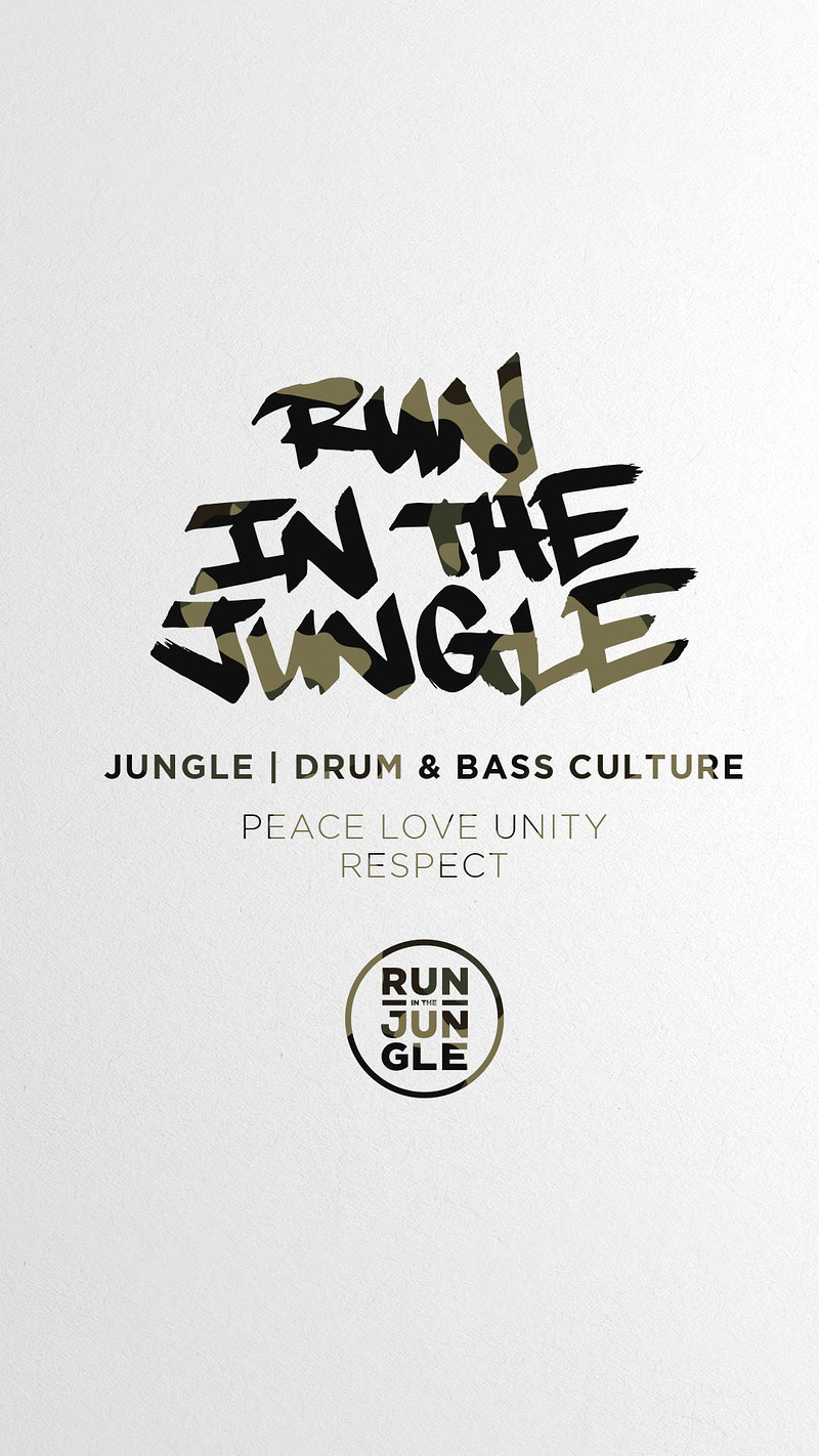 RUN in the Jungle Day Party in Bristol 2021