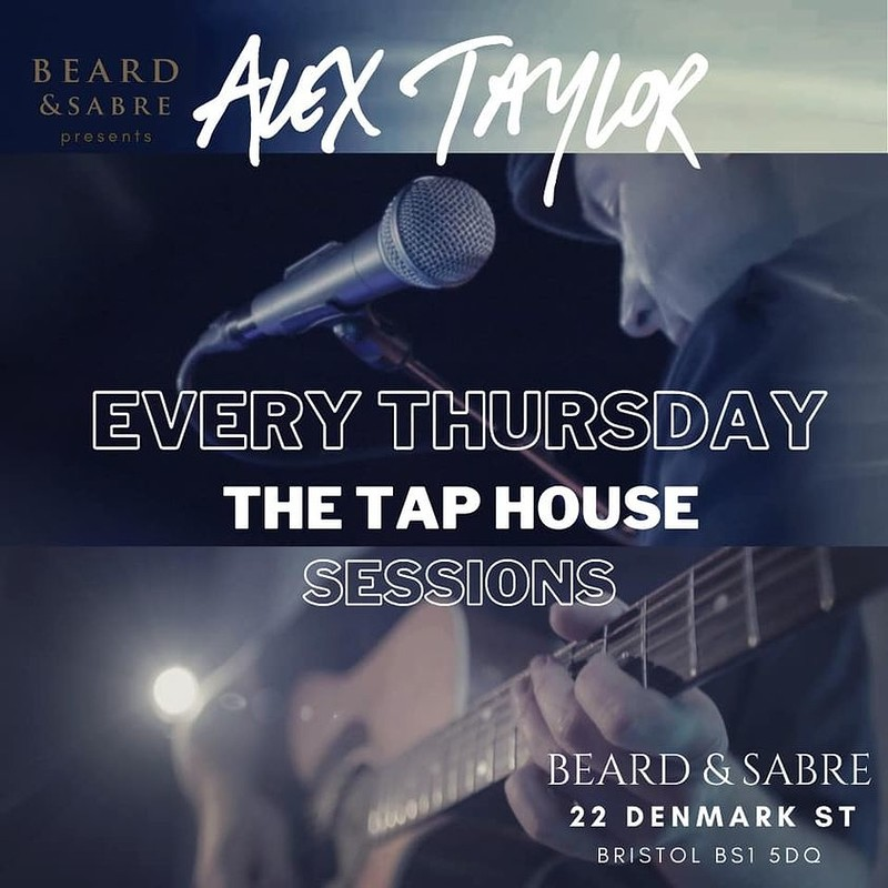 The Taphouse Sessions, featuring Wilderman at Beard and Sabre, 22 Denmark Street