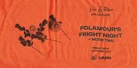 Folamour's Fright Night in Bristol