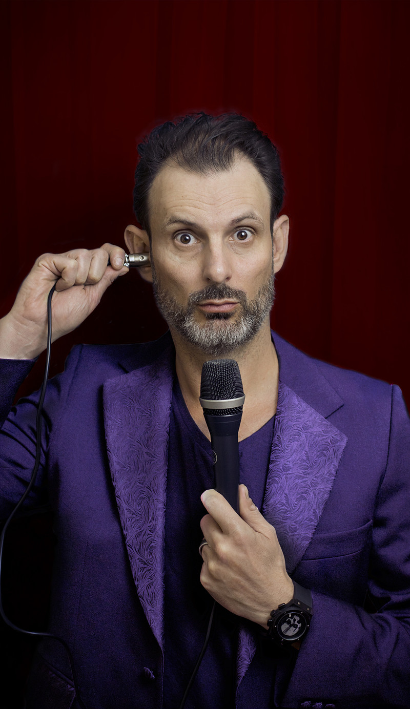 Stand-up Comedy with Mark Palmer at Horts Pub