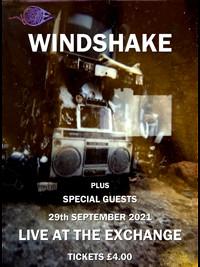 Windshake in Bristol