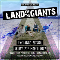 Land of The Giants in Bristol