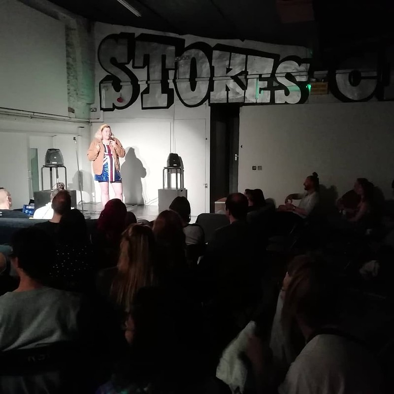 The People's Comedy in Bristol 2021