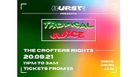 Burst Presents: House, Disco and Jazz in Bristol