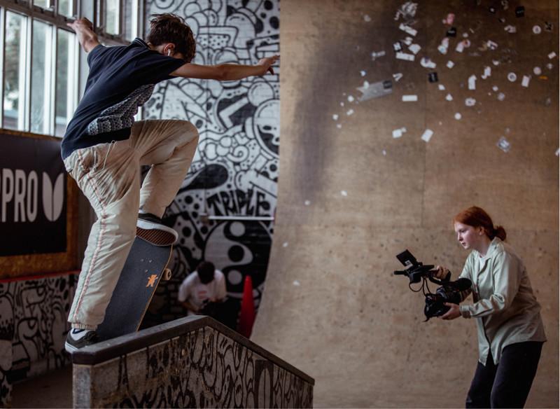 Shextreme Film Festival: Skate Empowerment at Arnolfini