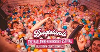 Boogielands: Halloween Horror Festival!  in Bristol