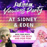 RuPaul's Drag Race UK Episode 9 Viewing Party! in Bristol