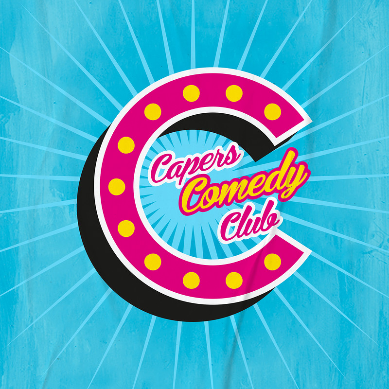 Capers Comedy Club: Jolly Rogers at Llandoger Trow