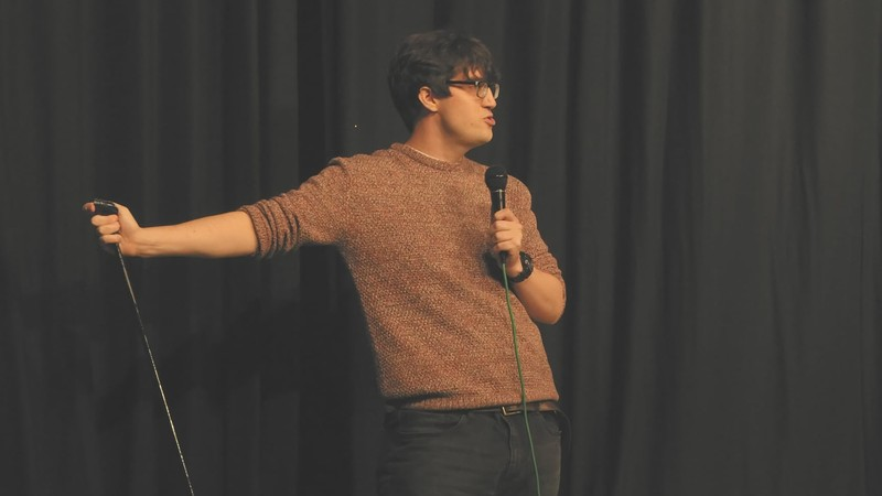 Capers Comedy Club: Jokes and Blaggers in Bristol 2021