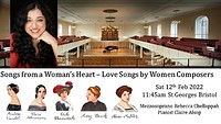 Songs from a Woman's Heart in Bristol