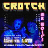 PHATBristol presents: Crotch Club night in Bristol
