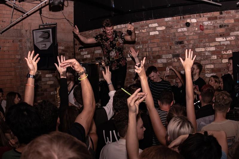 Tekno Disco [Live w/Matt Saxx] in Bristol 2021