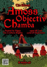The Ritual - Amoss, Objectiv & Chamba in Bristol