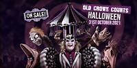 Old Crown Courts: Halloween 2021 in Bristol