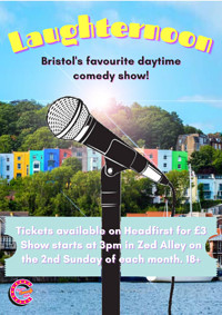 Capers Comedy Club: Laughternoon in Bristol