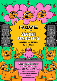 Rave It Up in Bristol