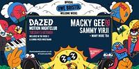 Dazed UWE Freshers Rave ft Macky Gee & Sammy Virji in Bristol