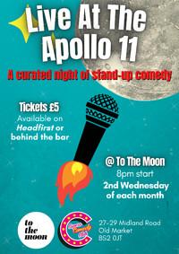 Capers Comedy Club: Live At The Apollo 11 in Bristol