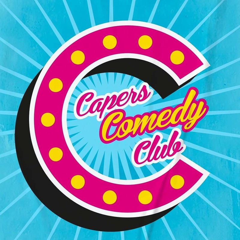 Capers Comedy Club: Live At The Apollo 11 at To The Moon