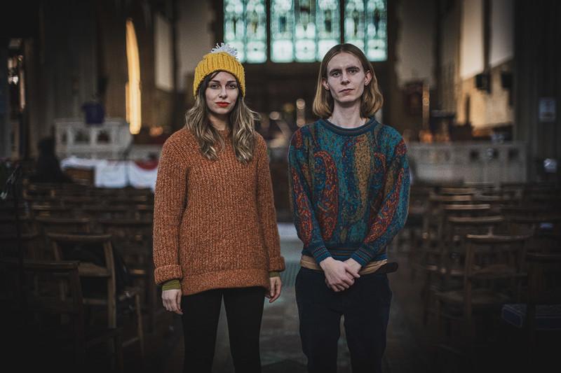 Sonder (Harriet Riley & Alex Garden) + JOW  at The Wardrobe Theatre