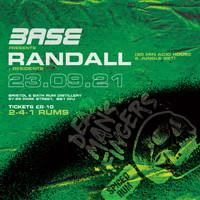 BASE x DMF Presents: Randall (Acid House set)  in Bristol