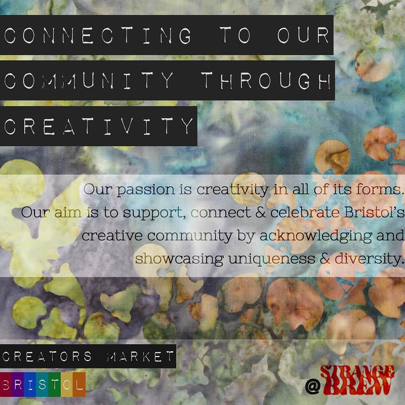 Creators Market in Bristol 2021