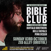 WE NEED BANDS   Bible Club in Bristol