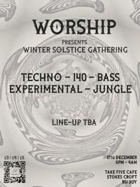 WORSHIP001: Winter Solstice Gathering in Bristol