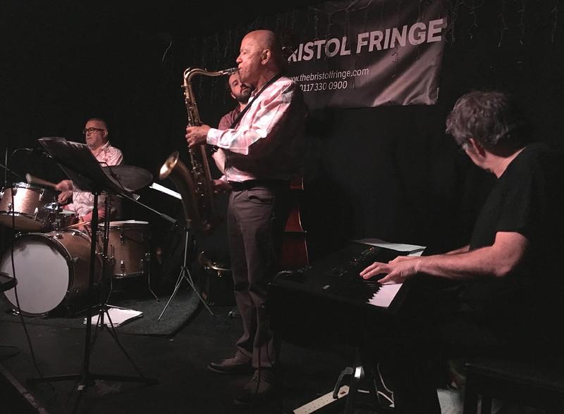 Art Themen Quartet at Bristol Music Club