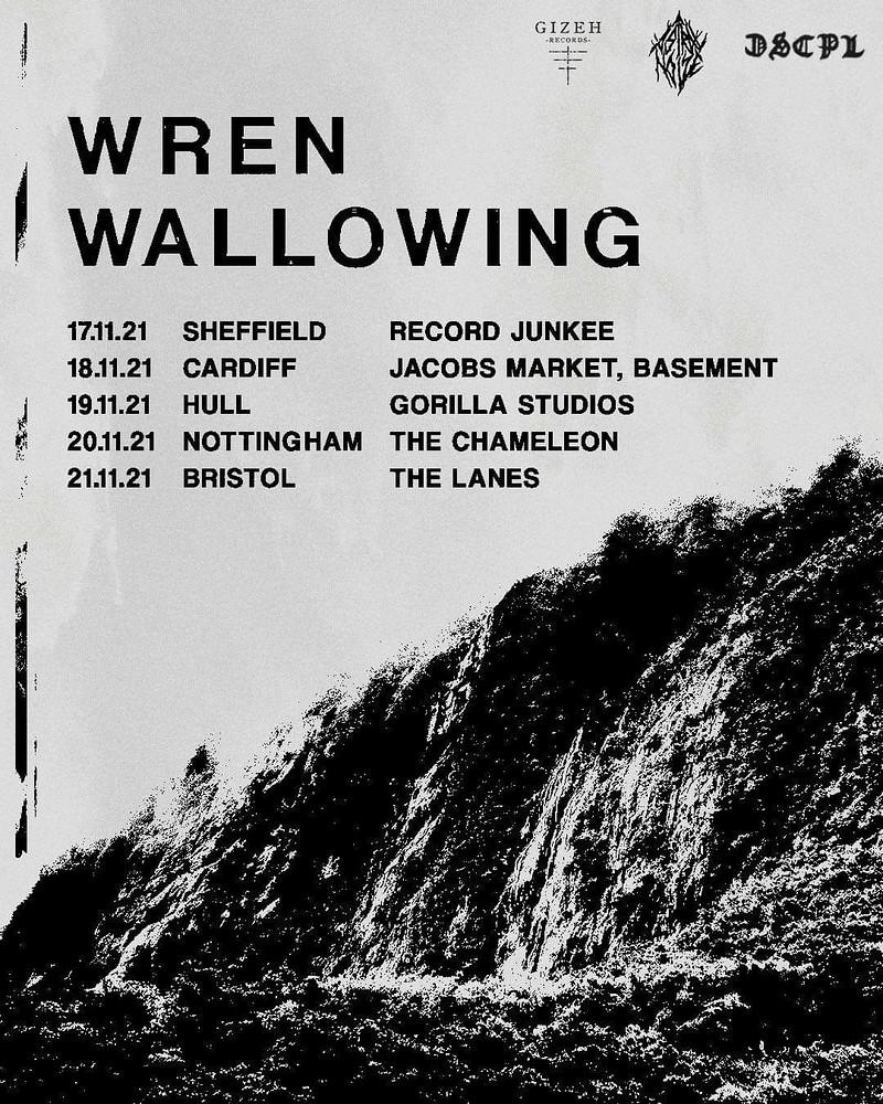 WP: WREN / WALLOWING / TORPOR in Bristol 2021