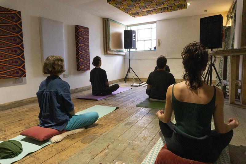 Kundalini Yoga and Meditation for self-compassion  at Jam Jar