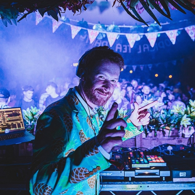 Tropical Tea Party Ft. Jinx In Dub, Hippo & more.. in Bristol 2021