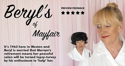 Beryl's of Mayfair at Alma Tavern and Theatre in Bristol