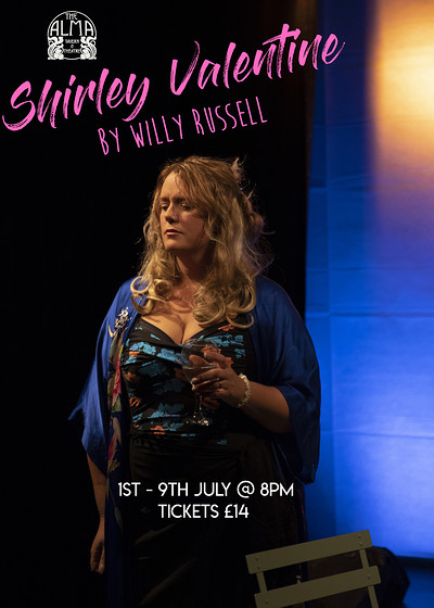 Shirley Valentine at Alma Tavern and Theatre in Bristol