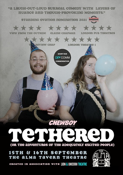 Tethered  at Alma Tavern and Theatre in Bristol