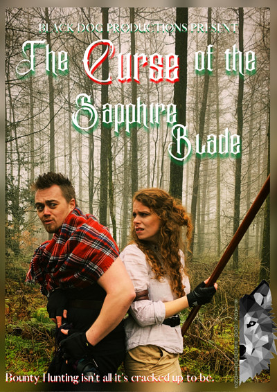 The Curse of the Sapphire Blade at Alma Tavern and Theatre in Bristol