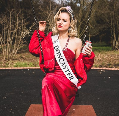 The Indecent Musings of Miss Doncaster 2007 at Alma Tavern and Theatre in Bristol