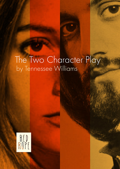 The Two Character Play at Alma Tavern and Theatre in Bristol