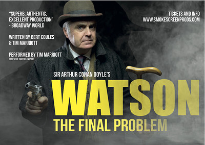 Watson: The Final Problem at Alma Tavern and Theatre in Bristol