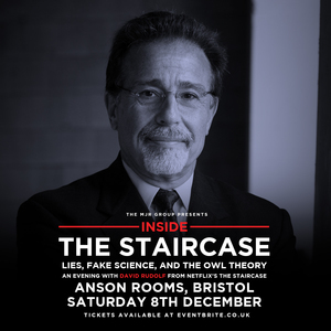 An Evening with David Rudolf at Anson Rooms in Bristol
